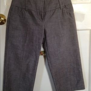 Pants - Capri dress pants